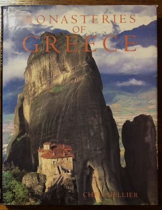 MONASTERIES OF GREECE. Chris Hellier