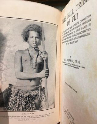 THE HILL TRIBES OF FIJI.