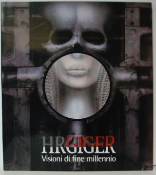 SPECIES DESIGN. H. R. Giger